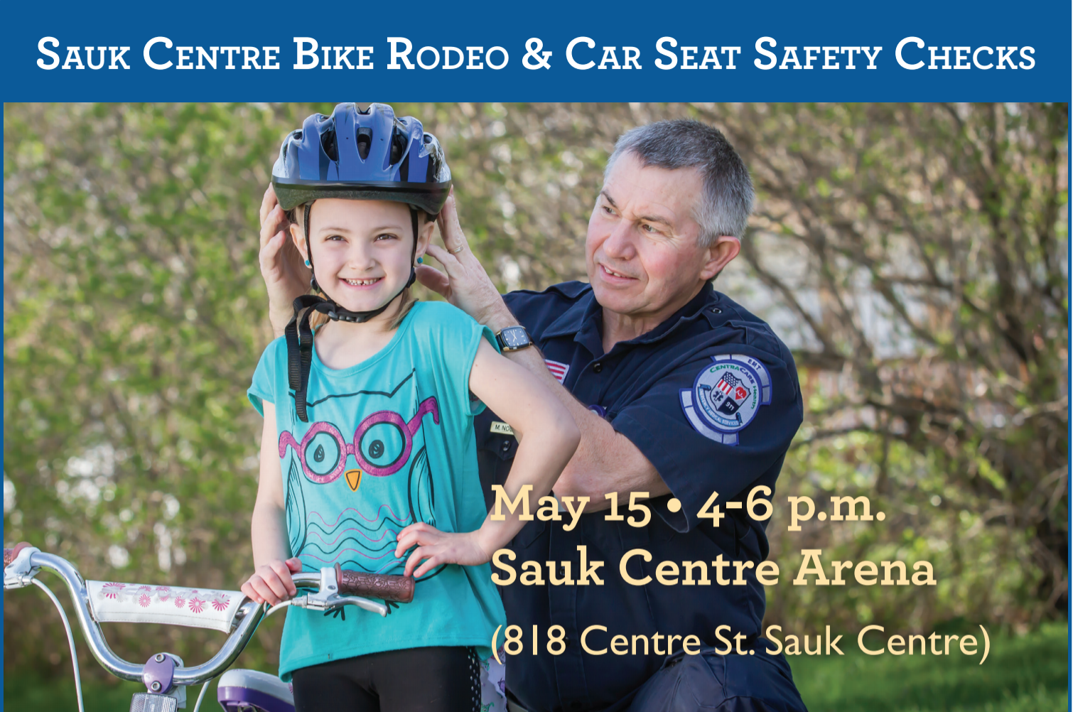 SC Bike Rodeo & Car Seat Safelty Check