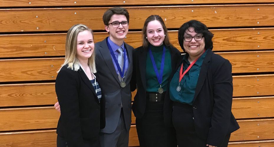 SCSS Students to Compete in State Speech Contests